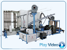 automatic paper cone making machine,  paper cone machinery, paper cones, paper cones from india, paper cones for yarns, tipped paper cones, yarn cones