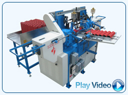 automatic tube finishing machine, eco-friendly packaging, tube winding machinery, core polishing machine, composite can, paper core machinery, paper core, tube, cardboard cores, carriers, concrete forming tubes, fiber tubes, fiber cores